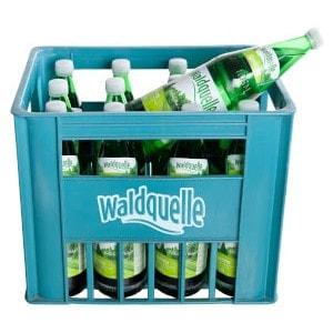 Kiste Waldquelle Mineralwasser